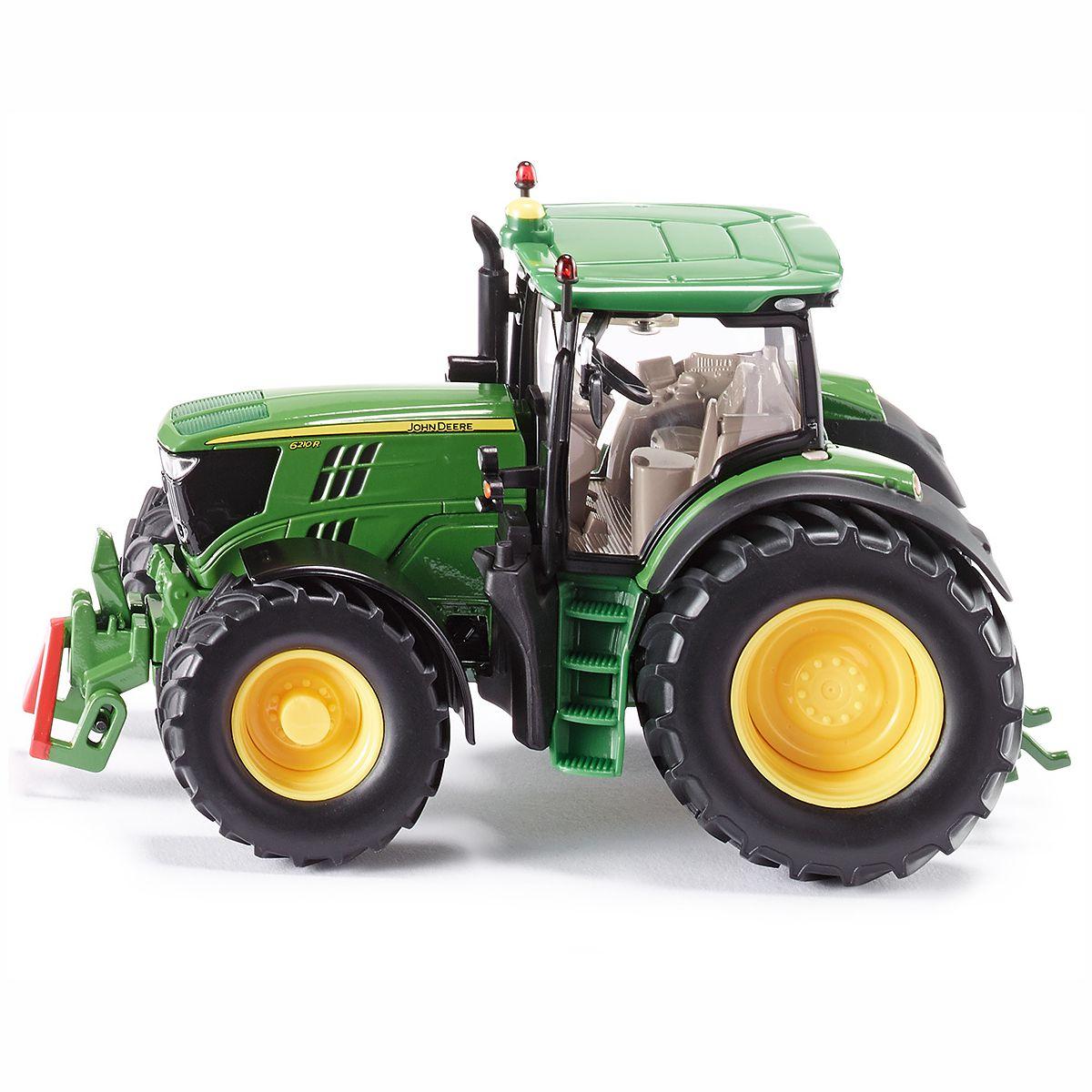 8de899eafd9 Siku 3282 John Deere 6210R Traktor 1:32 NEU in OVP