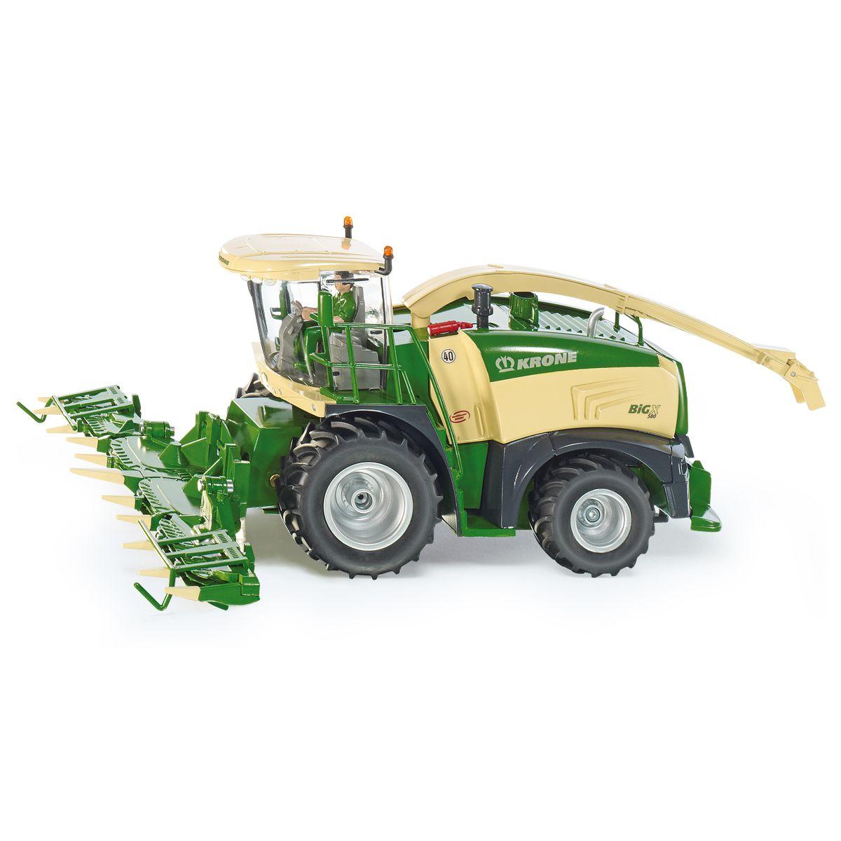 Modelle von Landwirtschaftsfahrzeugen Sondermodell SIKU im Maßstab 1 ...