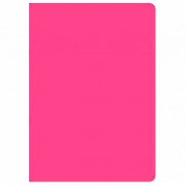 STAUFEN PP-Ringbuch A4 2-Ringe 17mm pink