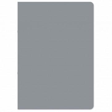 STAUFEN PP-Ringbuch A4 2-Ringe 17mm grau