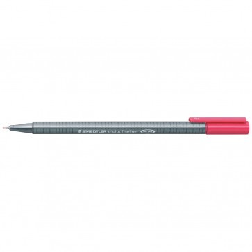 STAEDTLER Fineliner triplus 334-23 0,3mm bordeauxrot