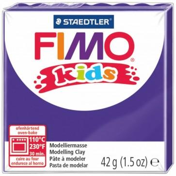 STAEDTLER Modelliermasse Fimo kids 42g 8030-6 lila