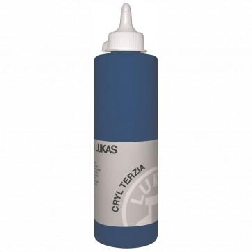 LUKAS Acrylfarbe Cryl Terzia 500ml kobaltblau (4926)