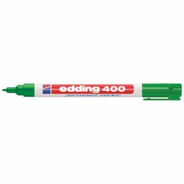 EDDING Permanentmarker 400 1mm grün