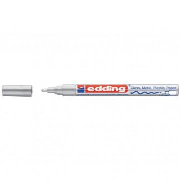 EDDING Glanz-Lackmarker creative 751 1-2mm silber