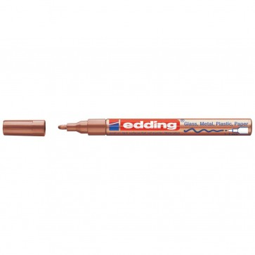 EDDING Glanz-Lackmarker creative 751 1-2mm kupfer