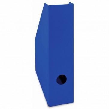 LANDRE Stehsammler Pappe A4 schmal 7 x 22,5 x 30cm blau