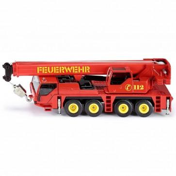 SIKU 2110 Feuerwehr Kranwagen 1:55