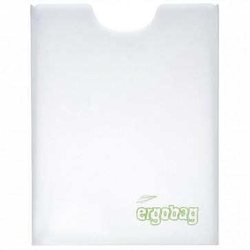 ERGOBAG Heftebox A4 Kunststoff transparent
