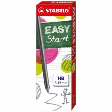 STABILO Druckbleisitftmine EASYergo 3,15mm HB 6 Stück