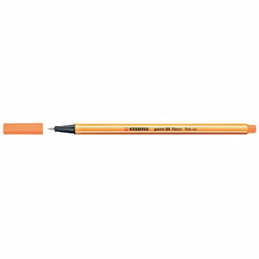 STABILO Fineliner point 88/054 neonorange 0,4mm