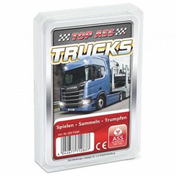 ASS Quartett TOP ASS Trucks 59 x 91 mm