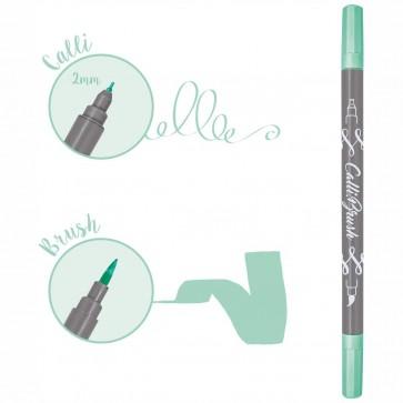 ONLINE Kalligraphie- / Pinsel Stift Calli.Brush mint