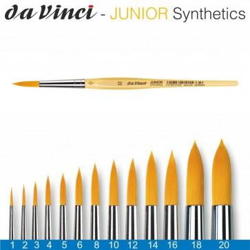 DA VINCI Haarpinsel Junior Synthetics Gr. 2