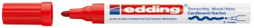 EDDING Mattlack-Marker 4000 2-4mm rot