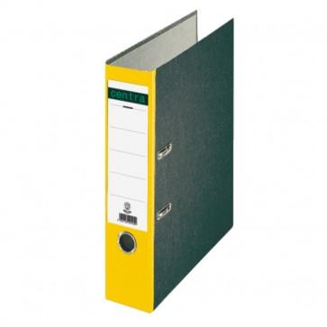 CENTRA Ordner Standard A4 breit 80mm gelb