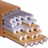 STAUFEN Packpapier 1m x 4m silber