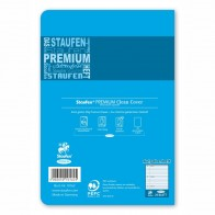 STAUFEN Hausaufgabenheft A6 24 Blatt Premium perforiert