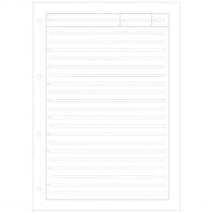 STAUFEN Arbeitsblock Premium A4 50 Blatt LIN 3