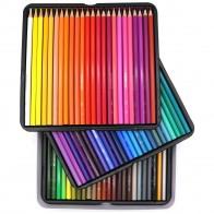 STAEDTLER Farbstift sechskant 72 Farben in Geschenkbox
