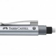 FABER CASTELL Druckbleistift GRIP 2011 0,7mm silber