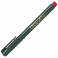 FABER CASTELL Fineliner 1511 FINEPEN 0,4mm rot