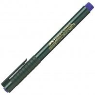 FABER CASTELL Fineliner 1511 FINEPEN 0,4mm blau
