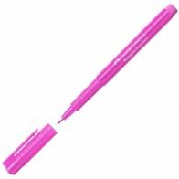 FABER CASTELL Fineliner 1554 BROADPEN 0,8mm pink