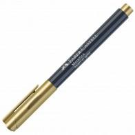 FABER CASTELL Permanentmarker metallic gold 1,5mm
