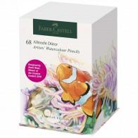 FABER CASTELL Aquarell Farbstift ALBRECHT DÜRER 68 Farben im Köcher UVP: 125,00
