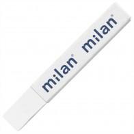 MILAN Tafelkreide eckig 12mm weiß 12 Stück, Länge 80mm