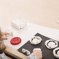 EBERHARD FABER Modelliermasse EFA Plast Kids Classic 3000g weiß
