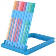 SCHNEIDER Kugelschreiber Slider EDGE XB Pastel 8 Farben