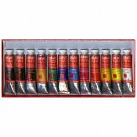 LUKAS Ölfarbe Terzia 12 Farben mit je 12ml