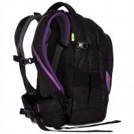 SATCH Schulrucksack pack Purple Hibiscus