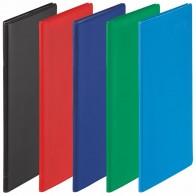 HERLITZ Taschenkalender / Faltplaner 2020 Folie 1 Monat = 2 Seiten farbig sortiert
