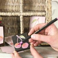EDDING Pinselmaler Brushpen 1340 1-5mm rot