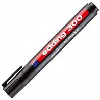 EDDING Permanentmarker 300 Industrie schwarz 1,5-3mm