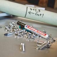 EDDING Permanentmarker 3300 rot 1-5mm