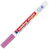 EDDING by Securit Kreidemarker 4085 pink-metallic 1-2mm
