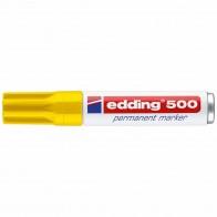 EDDING Permanentmarker 500 gelb 2-7mm