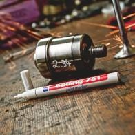 EDDING Glanz-Lackmarker creative 751 1-2mm pastellgrün