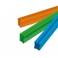 Knetmasse Crealight, 222/7 blau, 7 Farben, 100g