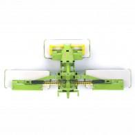 BRUDER 02218 Claas Disco 8550 C Plus Dreifach-Mähwerk