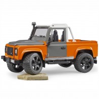 BRUDER 02591 Land Rover Defender Pick Up