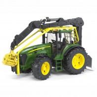 BRUDER 03053 John Deere 7930 Forsttraktor