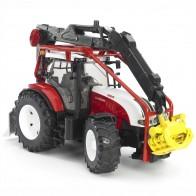 BRUDER 03092 Steyr CVT 6230 Forsttraktor