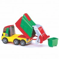 BRUDER 20002 Müllastwagen