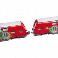 SIKU 1791 Doppelstock-Zug 1:87