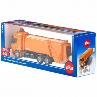 SIKU 2938 Müllwagen 1:50 orange